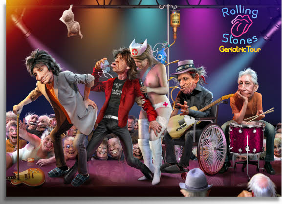 The Rolling Stones  Tour